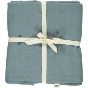 "Poudre Organic antklodės užvalkalas ,,Blé Lin Stormy"""
