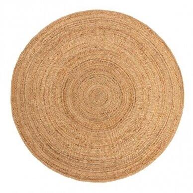 """Benuta kilimas iš džiuto ,,Light brown"""""""