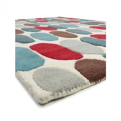 """Benuta kilimas iš vilnos ,,Multicolor"""" 3"""