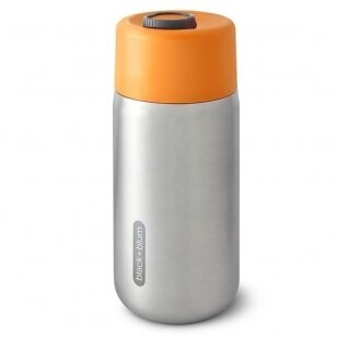 "Black and Blum gertuvė termosas ,,Insulated travel cup: orange"" (340 ml)"