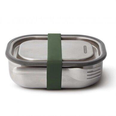 """Black and Blum pietų dėžutė ,,Olive"""" (mini)"""