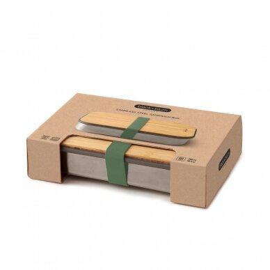 """Black and Blum sumuštinių dėžutė ,,Olive"""" (small) 2"""