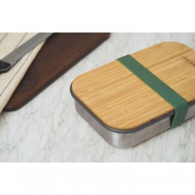 """Black and Blum sumuštinių dėžutė ,,Olive"""" (small) 3"""