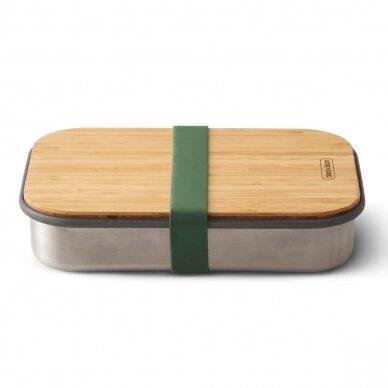 """Black and Blum sumuštinių dėžutė ,,Olive"""" (small)"""