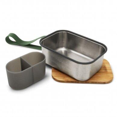 """Black and Blum sumuštinių dėžutė ,,Olive"""" (large) 2"""