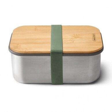 """Black and Blum sumuštinių dėžutė ,,Olive"""" (large)"""