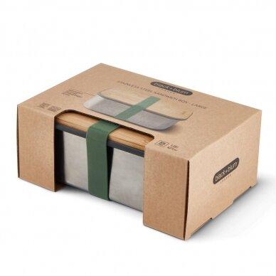 """Black and Blum sumuštinių dėžutė ,,Olive"""" (large) 7"""