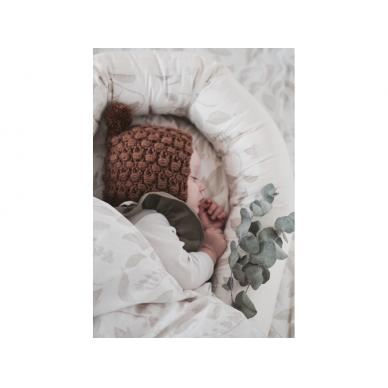 "Born Copenhagen patalynės užvalkalai vaikui ,,Flora"" (EU dydis, 100x135 cm) 3"