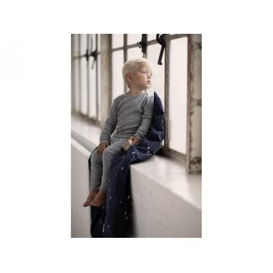 """Born Copenhagen patalynės užvalkalai vaikui ,,Night sky"""" (100x140 cm) 2"""