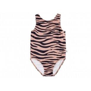 "CarlijnQ maudymosi kostiumėlis ,,Tiger""+UPF50"