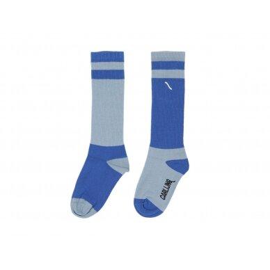 "CarlijnQ kojinės ,,Light blue"""