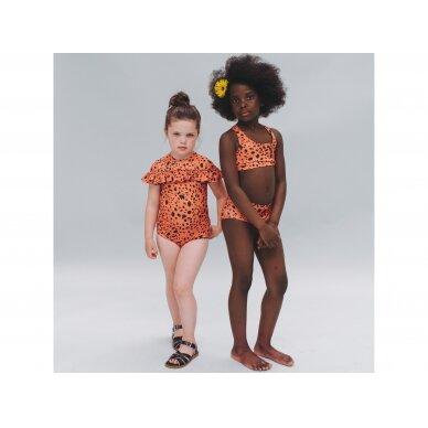 "CarlijnQ maudymosi kostiumėlis ,,Animal""+UPF50 3"