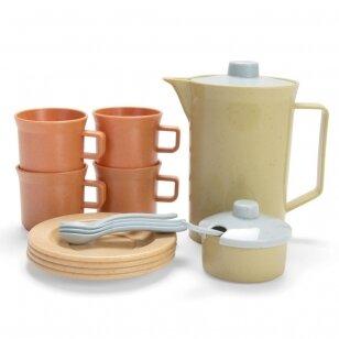 Dantoy kavos rinkinys iš bioplastiko