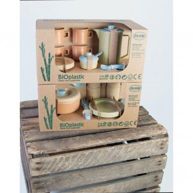 Dantoy kavos rinkinys iš bioplastiko 2