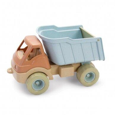 Dantoy sunkvežimių rinkinys (6 vnt.) iš bioplastiko 3