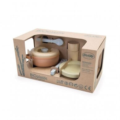 Dantoy virtuvės rinkinys iš bioplastiko 2