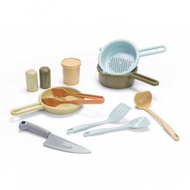 Dantoy virtuvės rinkinys iš bioplastiko