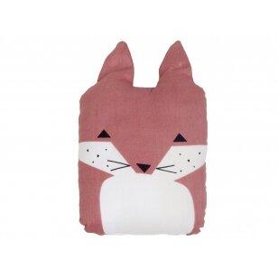 "Fabelab pagalvėlė ,,Friendly fox"""