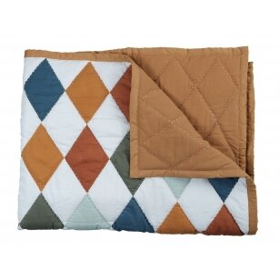 Fabelab pledas ,,Patchwork Diamond""