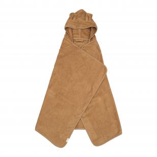 "Fabelab rankšluostis su gobtuvu vaikui ,,Bear"" (73x120 cm)"