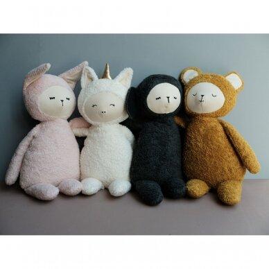 """Fabelab didelis minkštas žaislas ,,Black sheep"""" 2"""