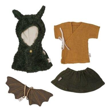 """Fabelab drabužėliai Fabelab lėlei ,,Dragon cape"""""""