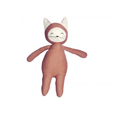 Fabelab lėlė ,,Buddy fox'' (clay)