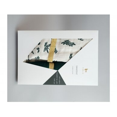 """Fabelab vystyklai ,,Forest floor"""" (2 vnt.; 120x120 cm) 6"""
