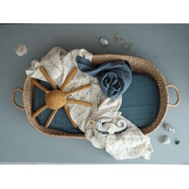 "Fabelab vystyklai ,,Ocean"" (2 vnt.; 120x120 cm) 2"