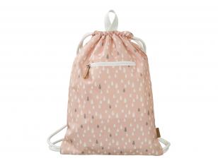 "Fresk plaukimo reikmenų krepšys ,,Pink drops"""