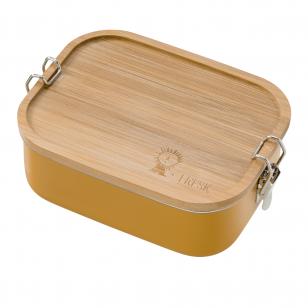"""Fresk užkandžių dėžutė iš nerūdijančio plieno ,,Amber gold"""""""