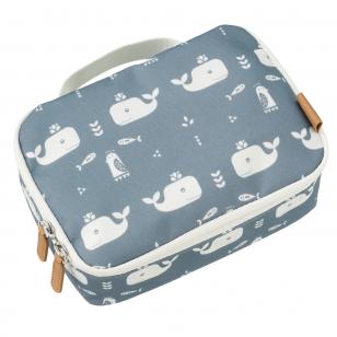 """Fresk pietų krepšelis su temperatūros izoliacija ,,Whale"""""""