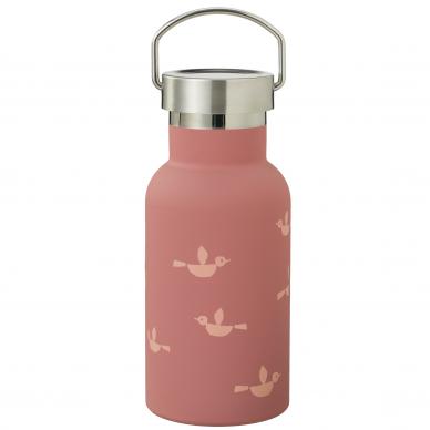 """Fresk gertuvė-termosas ,,Birds"""", su šiaudeliu (350 ml) 2"""