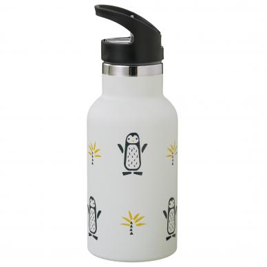 """Fresk gertuvė-termosas ,,Pinguin"""", su šiaudeliu (350 ml)"""