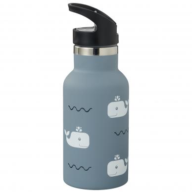 """Fresk gertuvė-termosas ,,Whale"""", su šiaudeliu (350 ml)"""