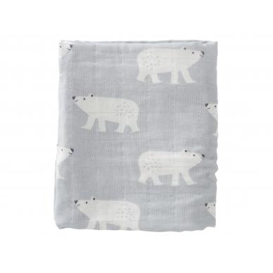 """Fresk vystyklų rinkinys ,,Polar bear"""" (2 vnt., 70x60 cm) 3"""