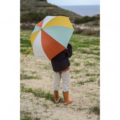 "Grech&Co skėtis ,,Light blue"" 3"