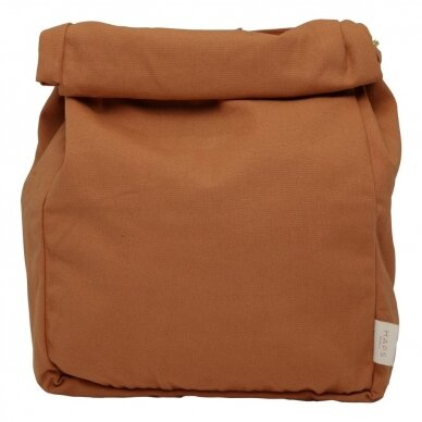 "Haps Nordic daugkartinis maišelis ,,Terracotta"""