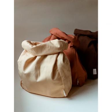 "Haps Nordic daugkartinis maišelis ,,Terracotta"" 6"
