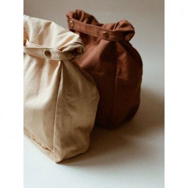 "Haps Nordic daugkartinis maišelis ,,Terracotta"" 5"