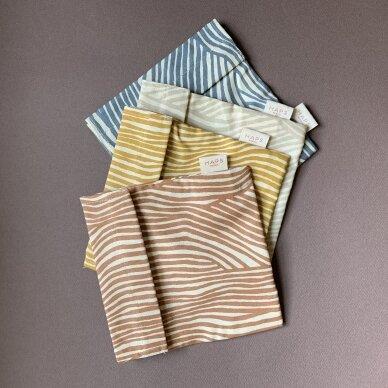 """Haps Nordic daugkartinis sumuštinių maišelis ,,Oyster grey wave"""" 3"""