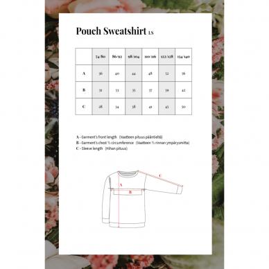 """Kaiko megztinis ,,Pouch"""" 5"""