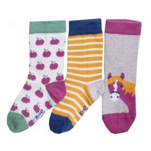 """Kite kojinių rinkinys ,,Pony"""""""