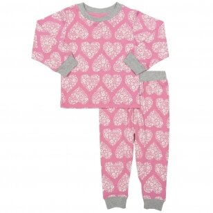 """Kite pižama ,,Ditsy heart"""""""