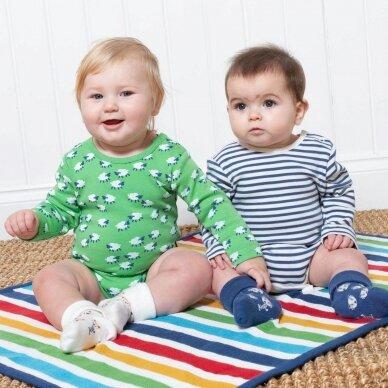 """Kite kojinės kūdikiams ,,Forest friends"""" 2"""
