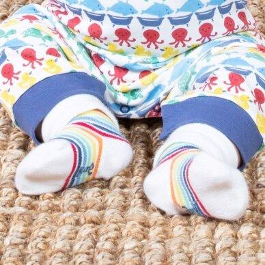 Kite kojinių rinkinys ,,Rainbow'' (2 poros) 3