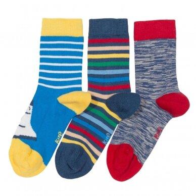 """Kite kojinių rinkinys ,,Rocket"""" (3 poros)"""