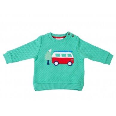 """Kite megztinis ,,Automobiliukas"""""""