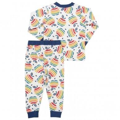 Kite pižama ,,Rainbow apple'' 2
