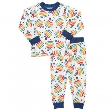 Kite pižama ,,Rainbow apple''